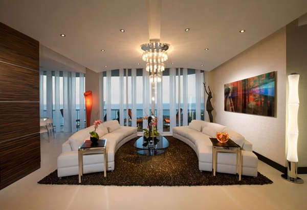 Desain Ruang Tamu Minimalis Dengan Suasana Cool