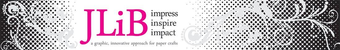 JLiB graphic design meets paper crafts