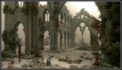 Expo reve de Monuments La conciergerie Paris, la cathédrale engloutie Didier Massard