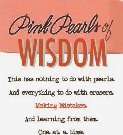 Pink Pearls of Wisdom