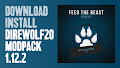 HOW TO INSTALL<br>Direwolf20 Modpack [<b>1.12.2</b>]<br>▽