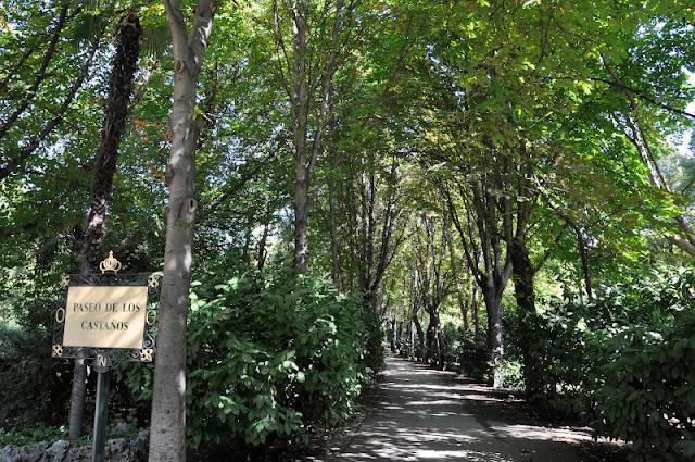MADRID CON NIÑOS: Un paseo por Parques y Jardines