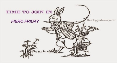Fibro Friday linky party