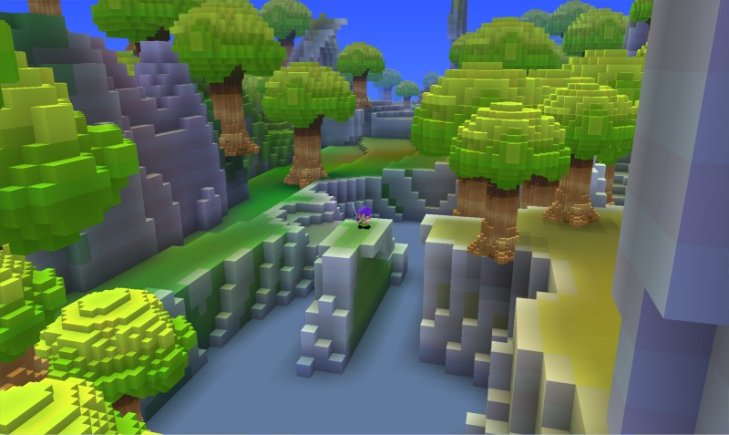 Cube world voxel based exploration rpg wip gumiabroncs Gallery
