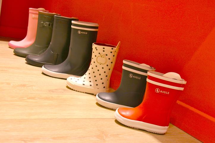 botas de agua para niños - MINI BOOTZ