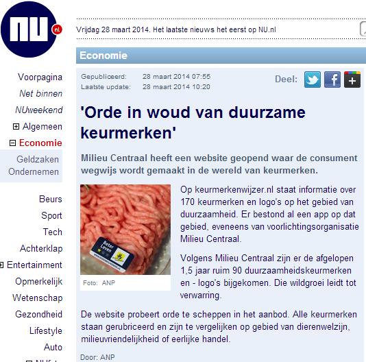 duurzame keurmerken onterecht bio nu.nl