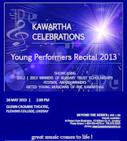 image Kawartha Celebrations Poster