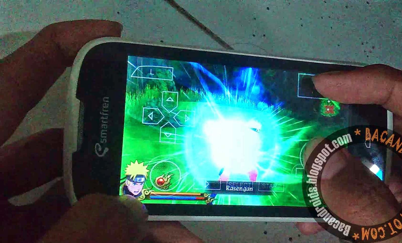 Bermain Game PSP di Aplikasi PPSSPP Emulator terbaru Update terbaru anti Lag/lemot