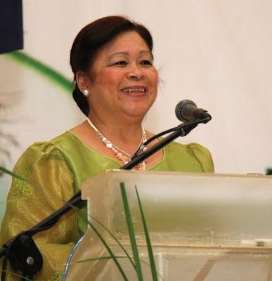Dr. Violeta Lopez of Australian National University