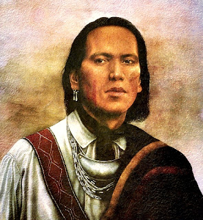 Tecumseh Give Thanks