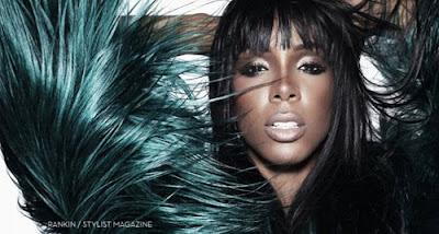 kelly-rowland- Kelly Rowland pour Stylist Magazine