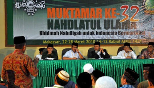 Khotbah Jumat Ngawur, NU: Jemaah Boleh Interupsi