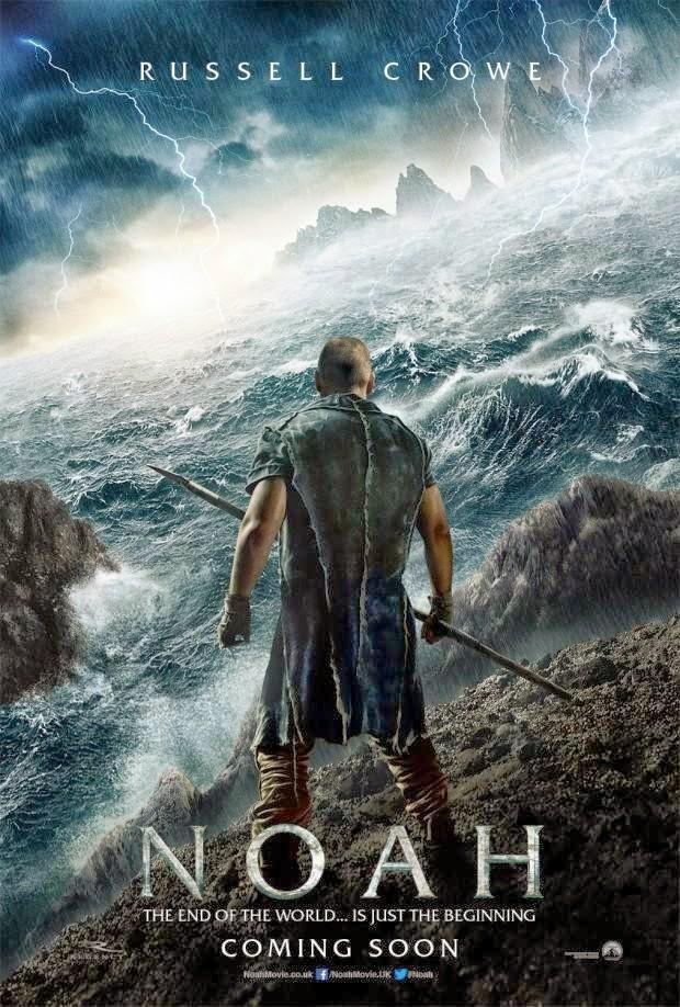 Noah: Is Humanity Worth Saving?