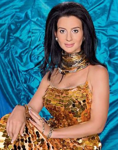 Ekaterina Strizhenova Pictures 1