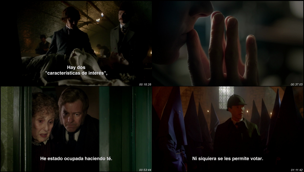 Sherlock: The Abominable Bride 2016