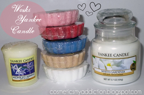 Zakupy Yankee Candle :)