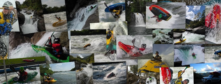 Freestyle Kayaking by Bartosz Czauderna. Kayaking, traveling, lifestyle. Living the life!