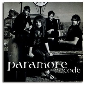 Download Chord Gitar Paramore – Decode