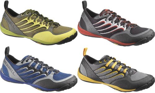 Barefoot Running Shoes Merrell Review