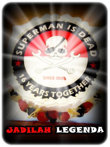 Chord Lagu Superman Is Dead Jadilah Legenda ...