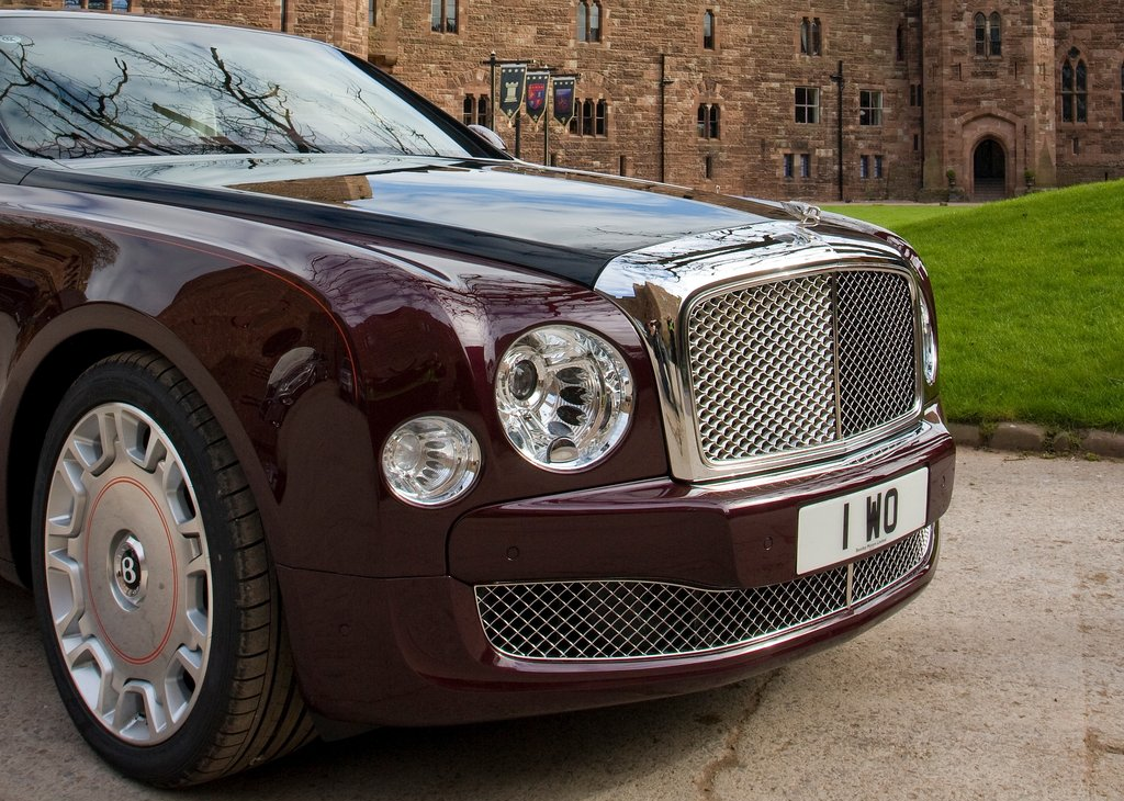 Davide458italia Bentley Mulsanne Diamond Jubilee Edition