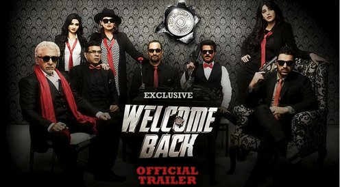 Welcome Back (2015) Official Trailer 720p Download
