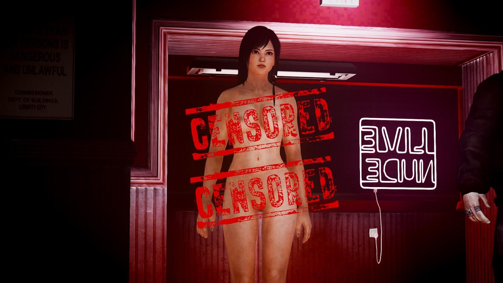 DOA5 Last Round Nude Mod For GTA4 - Mod