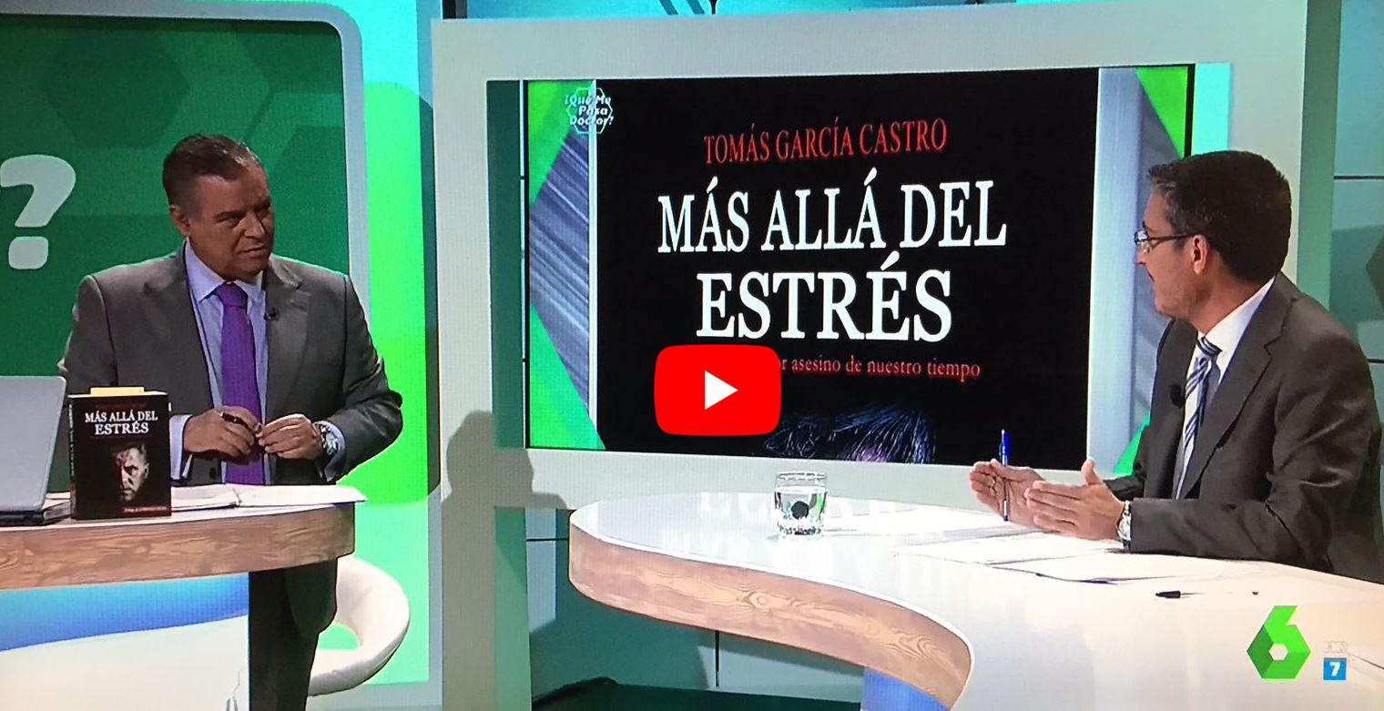 COLABORADOR del PROGRAMA ¿QUÉ ME PASA, DOCTOR? de La Sexta TV