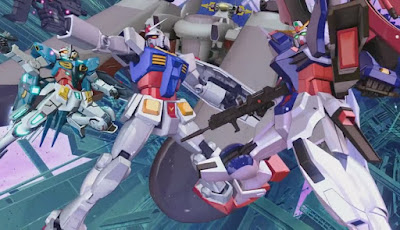 Mobile Suit Gundam: Extreme Vs. Force