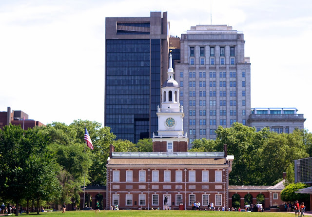 Independence Hall, Declaration Of Independence, Constitution Of The United States