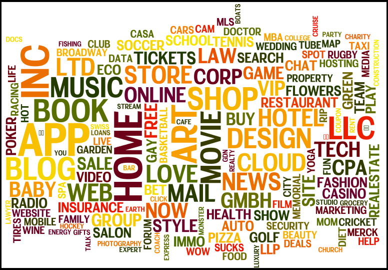 Is It Worth Buying A Domain Name With The New TLDs?