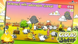 Cloud and Sheep