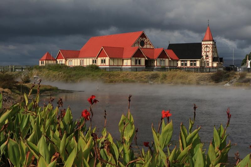 Rotorua - Ohinemutu