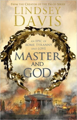 lindsey davis, master and god, book review