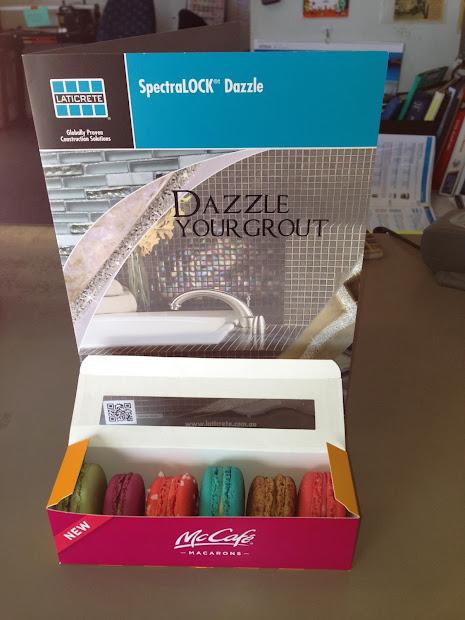 SpectraLOCK Grout Dazzle Color Chart