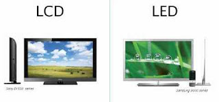 LCD dan LED