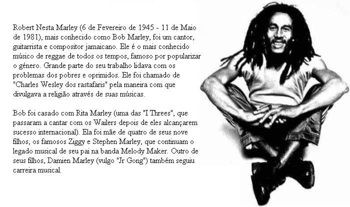 Facebook Frases Do Bob Marley De Amor Para Orkut  5