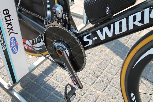 Specialized Shiv, la bici de Tony Martin en la crono del Tour