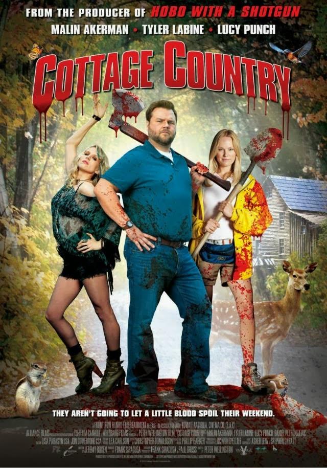 La película Cottage Country