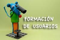Formacion de usuarios