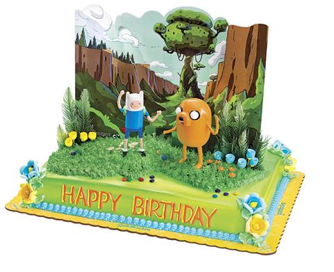 Goldilocks adventure time theme cakes publicscrutiny Gallery