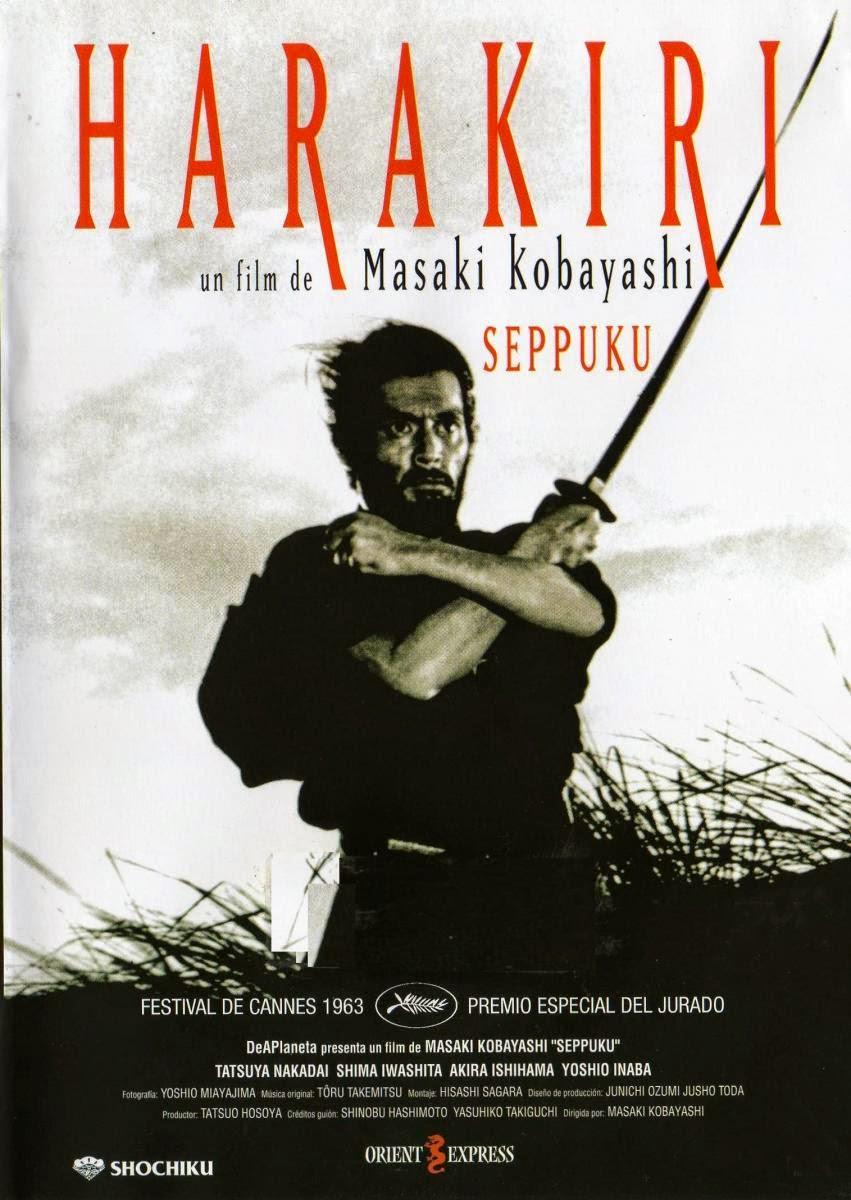 Seppuku (Harakiri) 1962 chambara