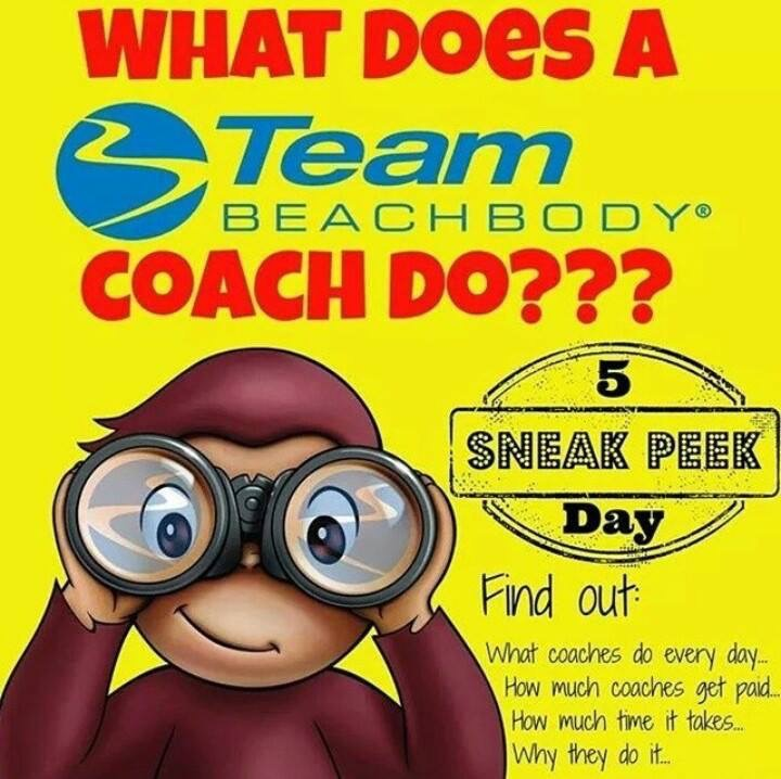 Learn More About Team Beachbody Coaching!