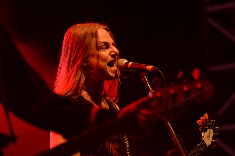 Niklas Stålvind of Wolf at Harley Rock Riders Season 3 in Bangalore - Jim Ankan photography