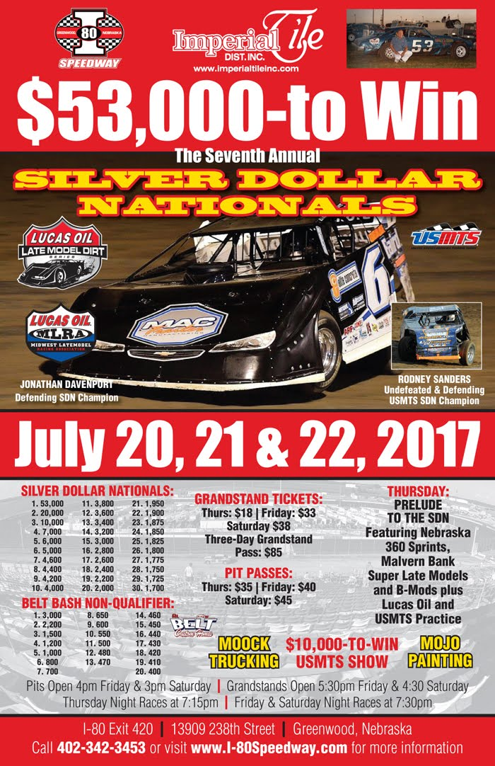 2017 Silver Dollar Nationals
