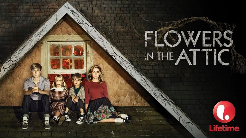 flowers in the attic catidaki cicekler 2014
