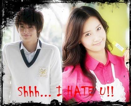 Shhh..I HATE U!!