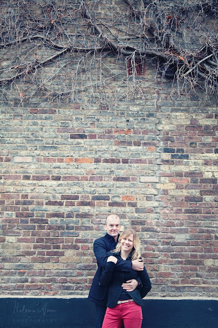 engagement photoshoot in Islington