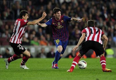 Hasil Pertandingan Terbaru Barca VS Bilbao 2 - 0