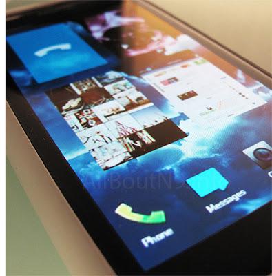 Jolla Sailfish OS Nokia N9